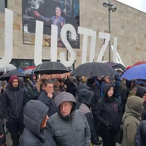 Altsasuko gazteen askatasuna eskatu dute 548 egun espetxean daramatenean
