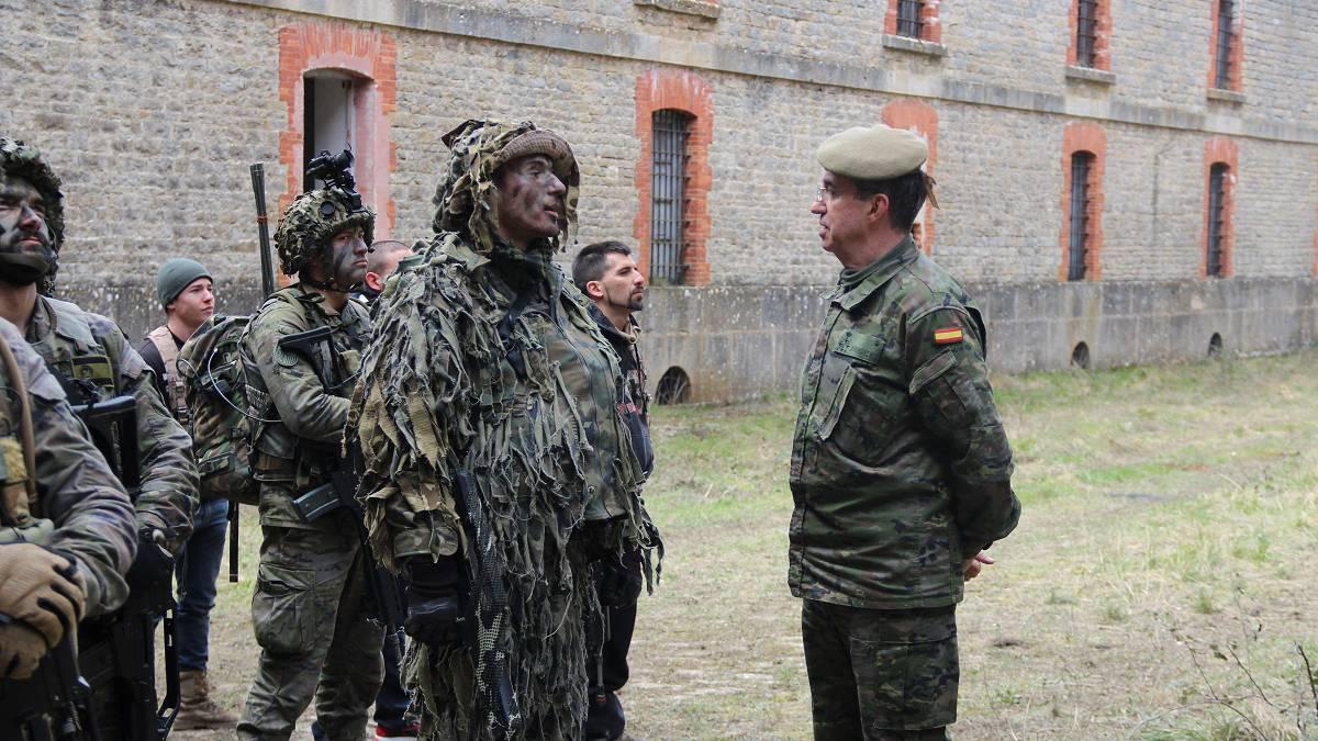 Ezkaba hesitzeko proiektua erretiratu du Espainiako Defentsa Ministerioak