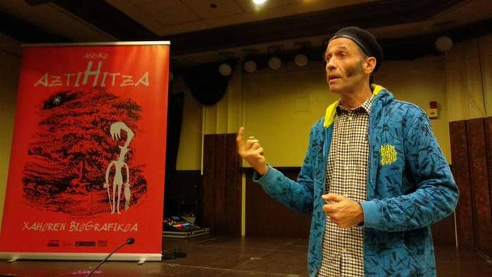 Asisko Urmeneta iruindarrarentzat, ilustrazio kategoriako Euskadi saria