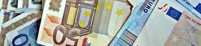 Nafarroako epaitegiek blokeatuta duten dirua: 23 milioi euro