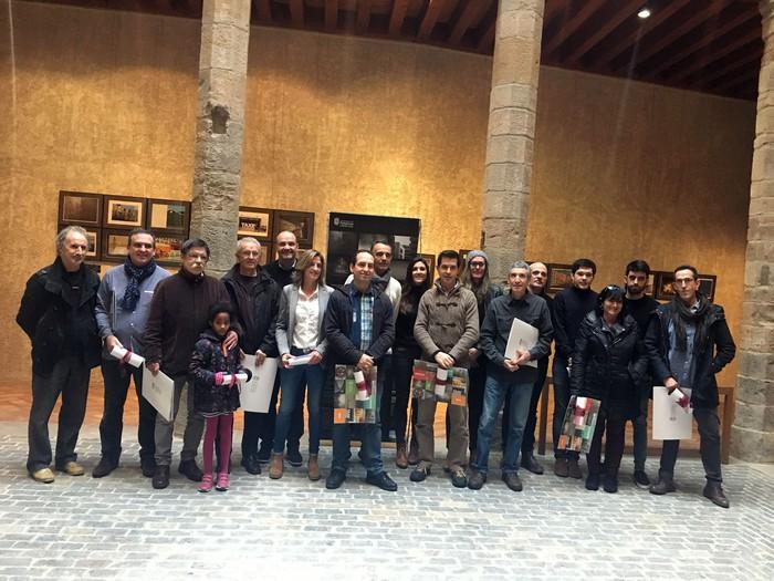 Francesc Fernández Planasek irabazi du 'Iruña fokatuz' argazki-lehiaketa