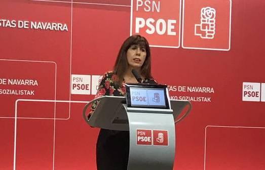 Maite Esporrinek bere burua aurkeztu du Iruñerriko Mankomunitateko presidentetzarako
