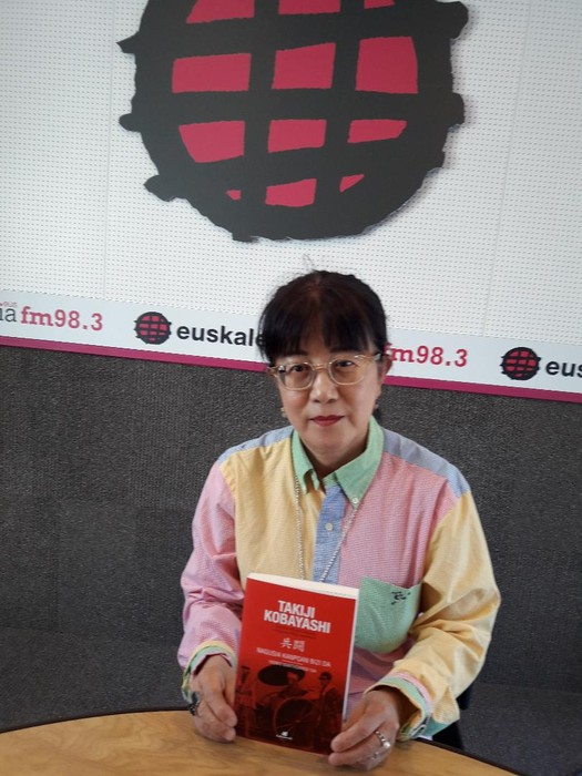 Hiromi Yoshida, itzultzaile japoniar euskalduna
