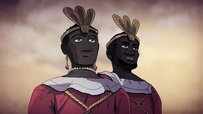'Black is Beltza' filma ikusgai bihar, Golem Baionan