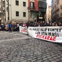 """DOKUMENTALA: """"Iruñeko euskarazko haur eskolak"""""""