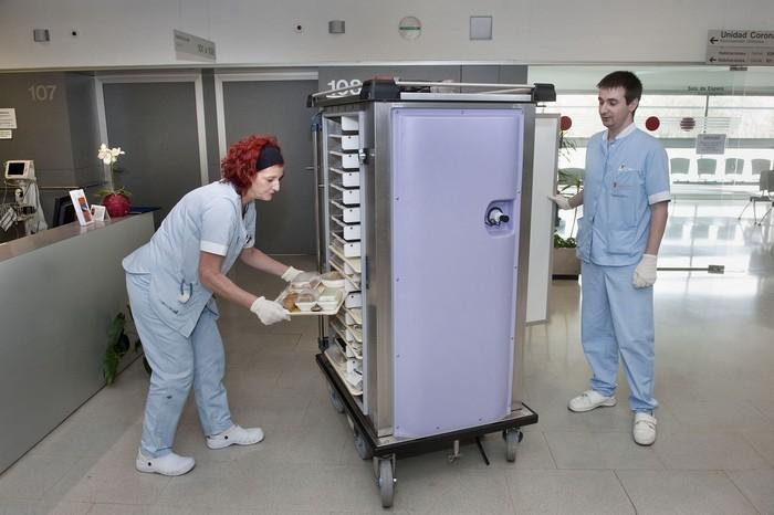 Ospitaletako sukaldeen kudeaketa berriz publikoa izango da Nafarroan
