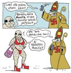 Serio Demonio: Normaltasun Girl vs. Munilla gotzaina