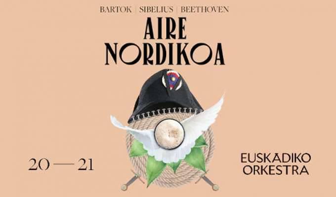 """KONTZERTUA: """"Aire nordikoa"""", Euskadiko Orkestra"""