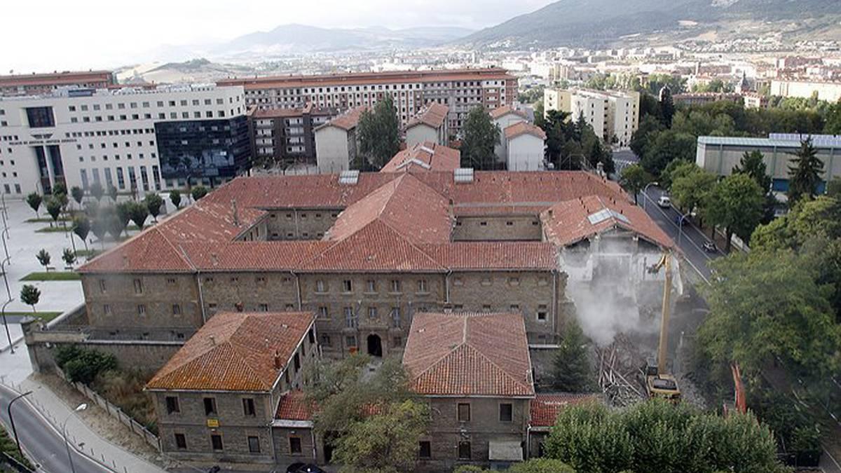 Iruñeko kartzela zaharraren orubea Memoria Historikoaren Leku izendatzea eskatu dute