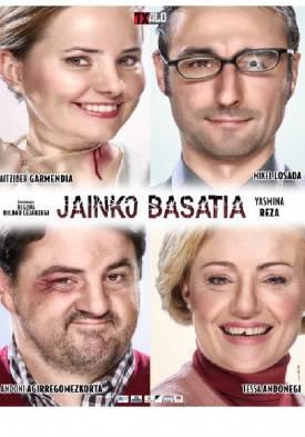 """Antzerkia: """"Jainko Basatia"""""""
