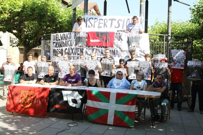 Espainiako gobernu ordezkaritzak amnistiaren aldeko manifestazio bat debekatu du