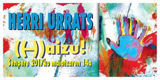 2017-05-14: Herri Urrats, Senperen; lagundu diruz!