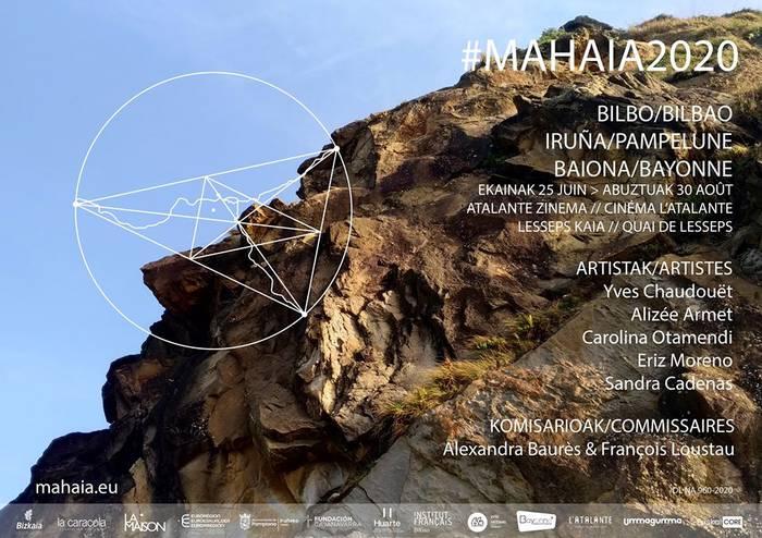 Iruñea, Bilbo eta Baiona lotuko ditu 'Mahaia2020' proiektu artistikoak