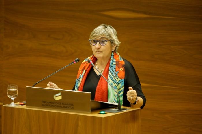 Marisa de Simon izango da Nafarroako Ezker Batuko koordinatzaile berria
