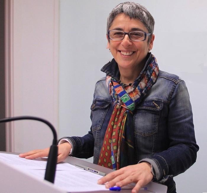 Anika Lujan izendatu dute Euskara Kontseiluko batzordekide