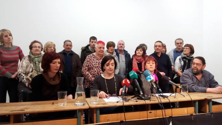 Polizia indarkeriaren biktimak Espainiako Gobernuaren helegitearen aurka