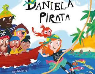 'Daniela Pirata', Usoa Wyssenbachen ipuin kontakizuna