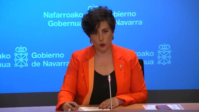 """Maria Solana: """"Hipoteken zerga bankuek ordaintzea berrikusiko du gobernuak"""""""
