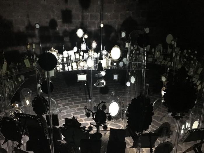 Noé Bermejoren arte instalazioak, Ziudadelan - 2