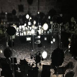 Noé Bermejoren arte instalazioak, Ziudadelan