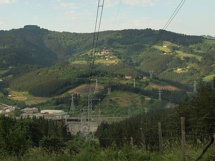 Nafarroa eta Lapurdi zeharkatuko dituen goi tentsioko linea onartu du Bruselak