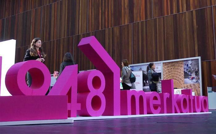 50 jarduera profesional eta artistiko baino gehiago izanen dira 948 Merkatuan
