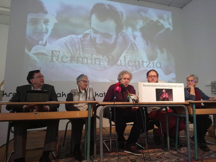Fermin Balentziak Vianako Printzea saria jasotzeko, 200 atxikimendutik gora